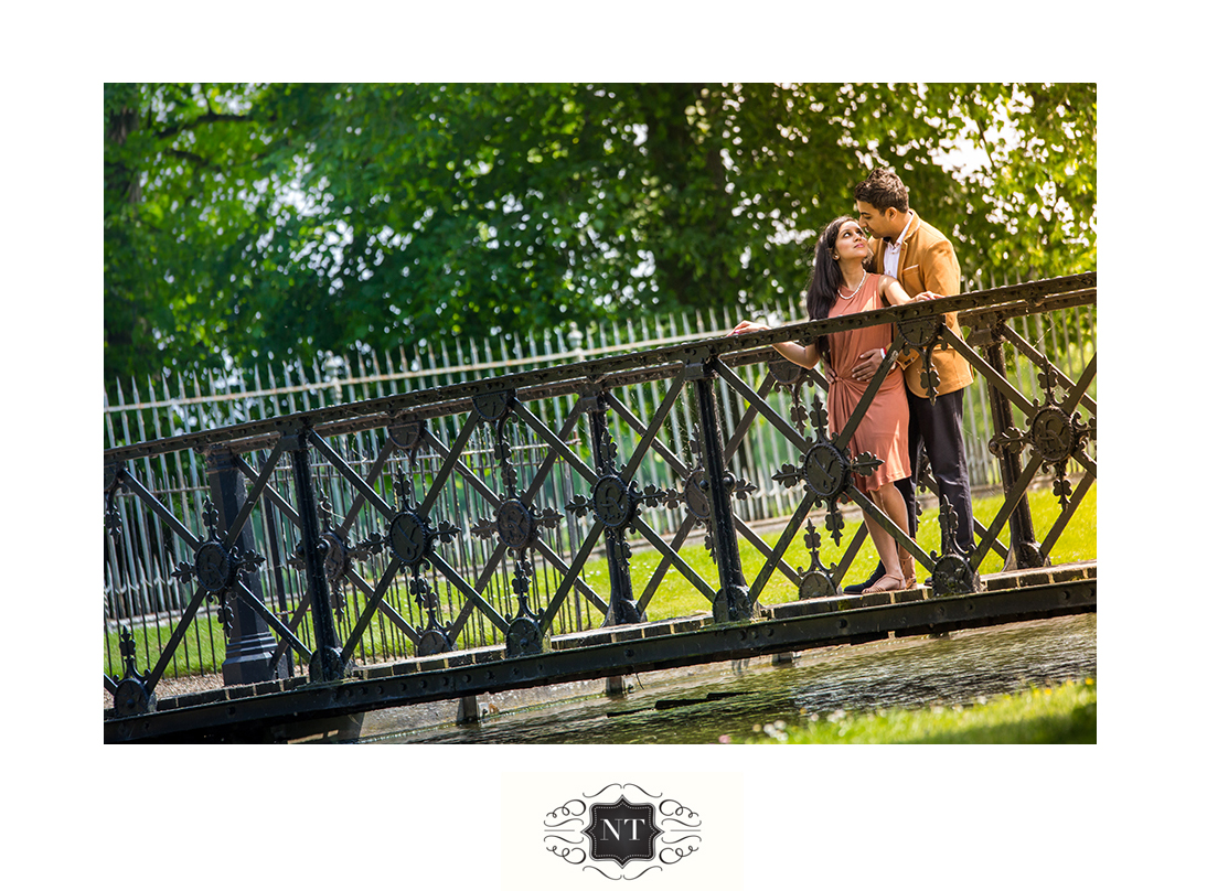 Hampton Court Pre Wed Photography