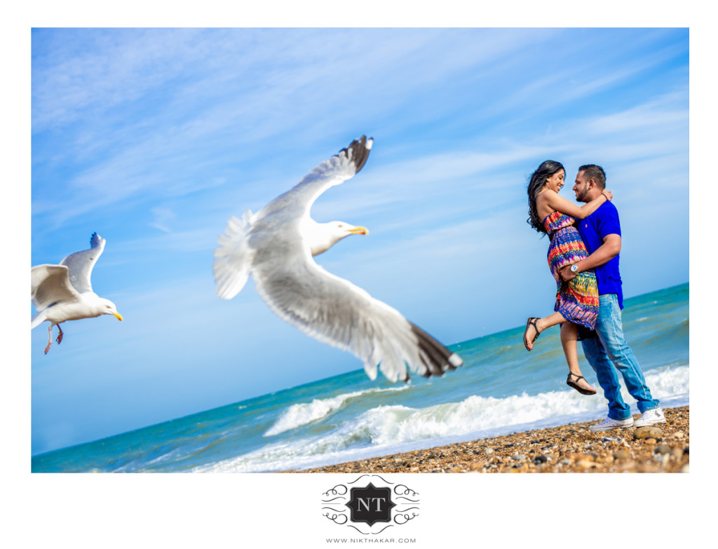 Nik Thakar pre wedding photography
