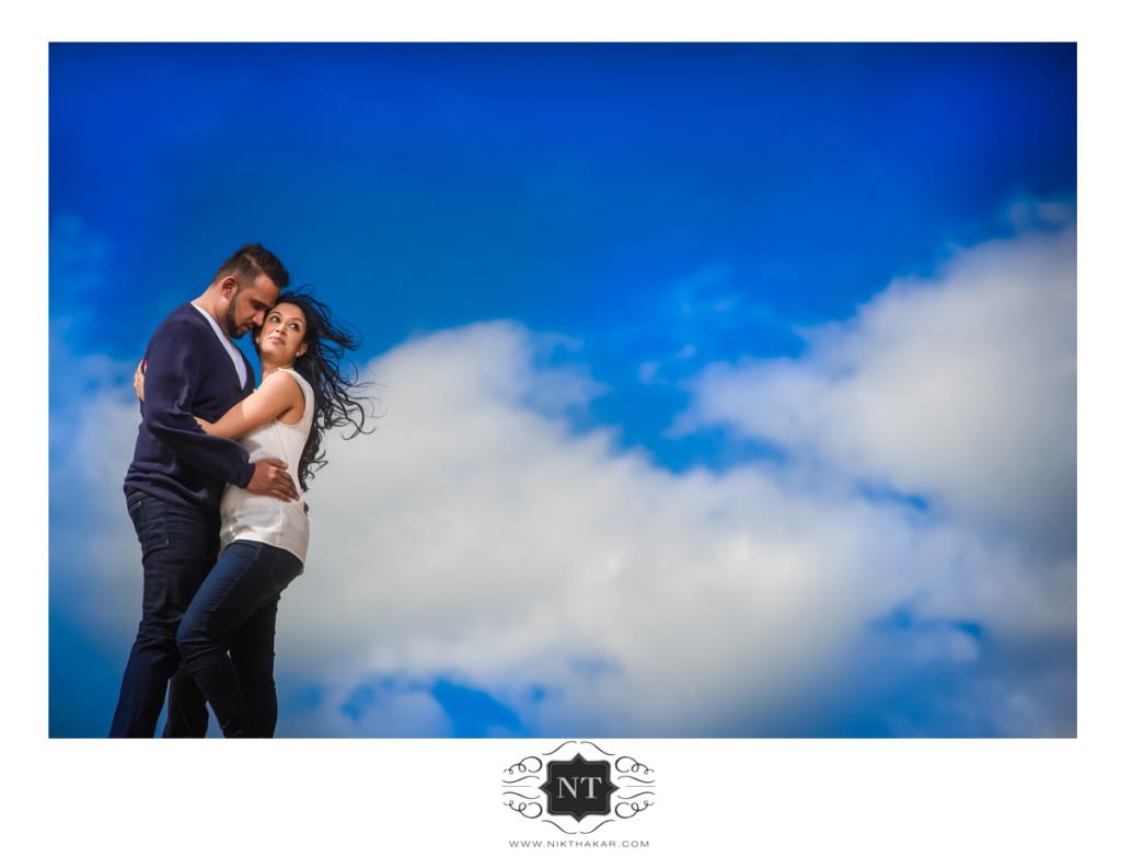 Brighton pre wedding photography by Nik Thakar